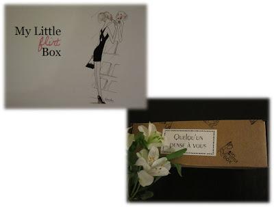 my little flirt box février 2012 saint valentin