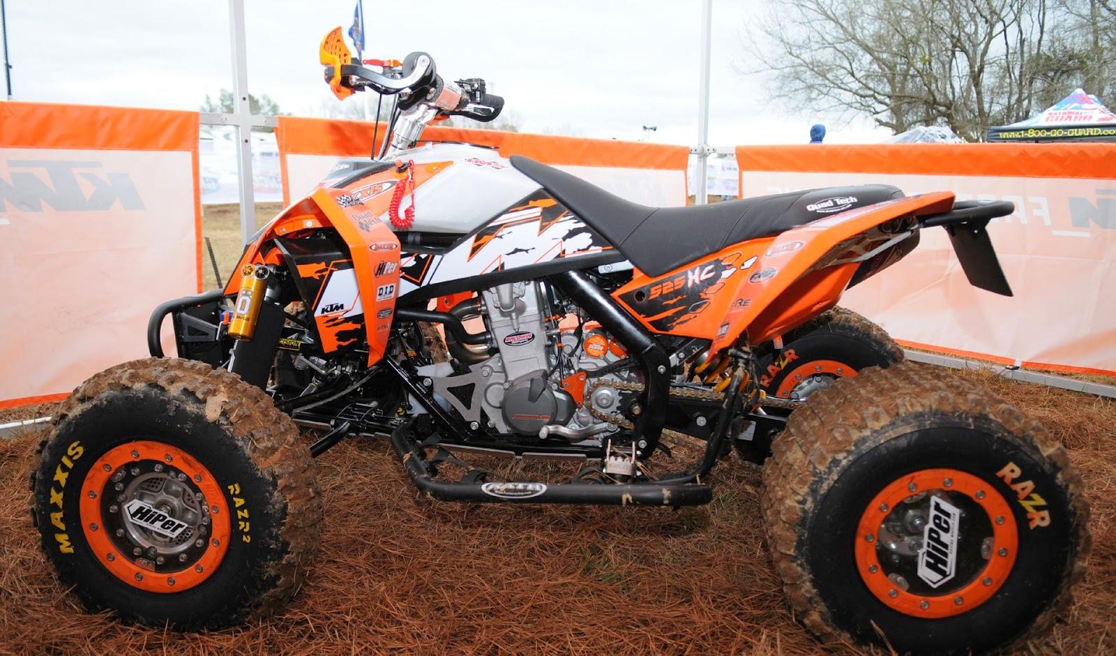 KTM 525 XC ATV Sports Bikes HD Images