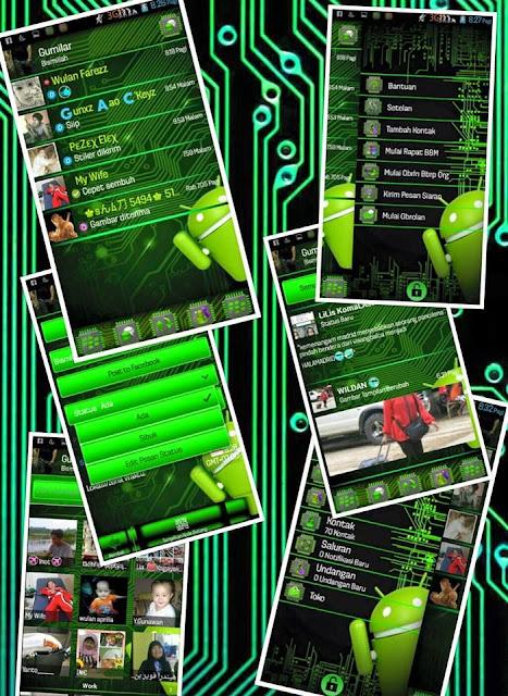 bbm mod green