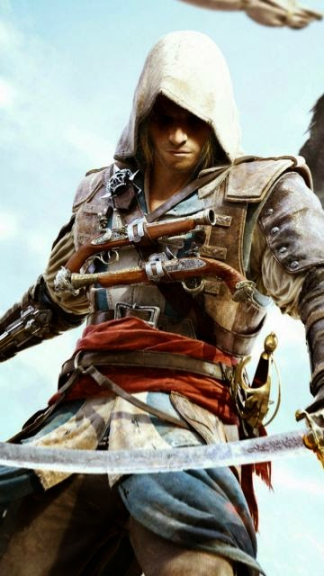 Assassins Creed Iphone 5, 5S & 5C