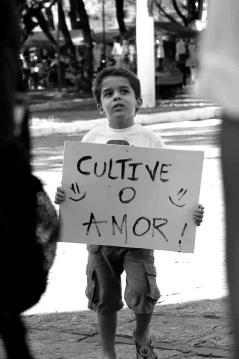 Cultive o amor !