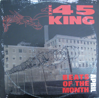 45 King ‎– Beats Of The Month April (2000, 192)