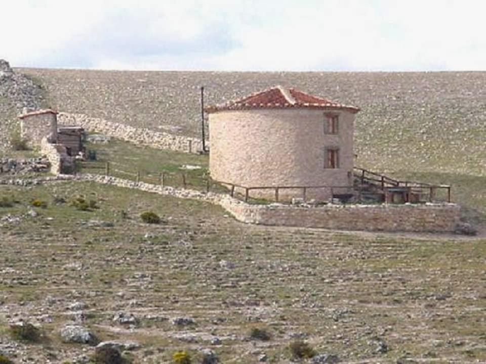 Palomar en Alconadilla, Segovia