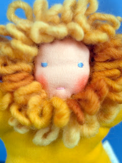 waldorf doll, tansy dolls, lions, lion doll
