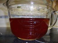 Water Kefir/Juice Mix