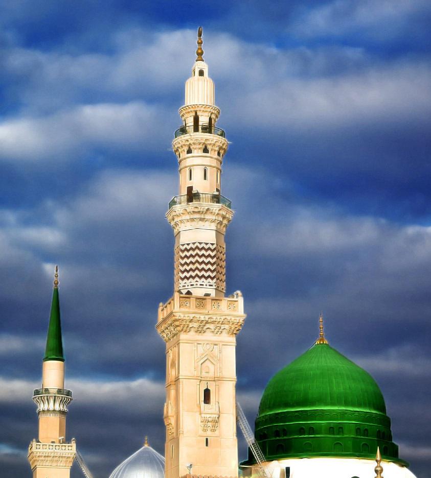 Masjid Nabawi H... Masjid Al Nabawi Hd