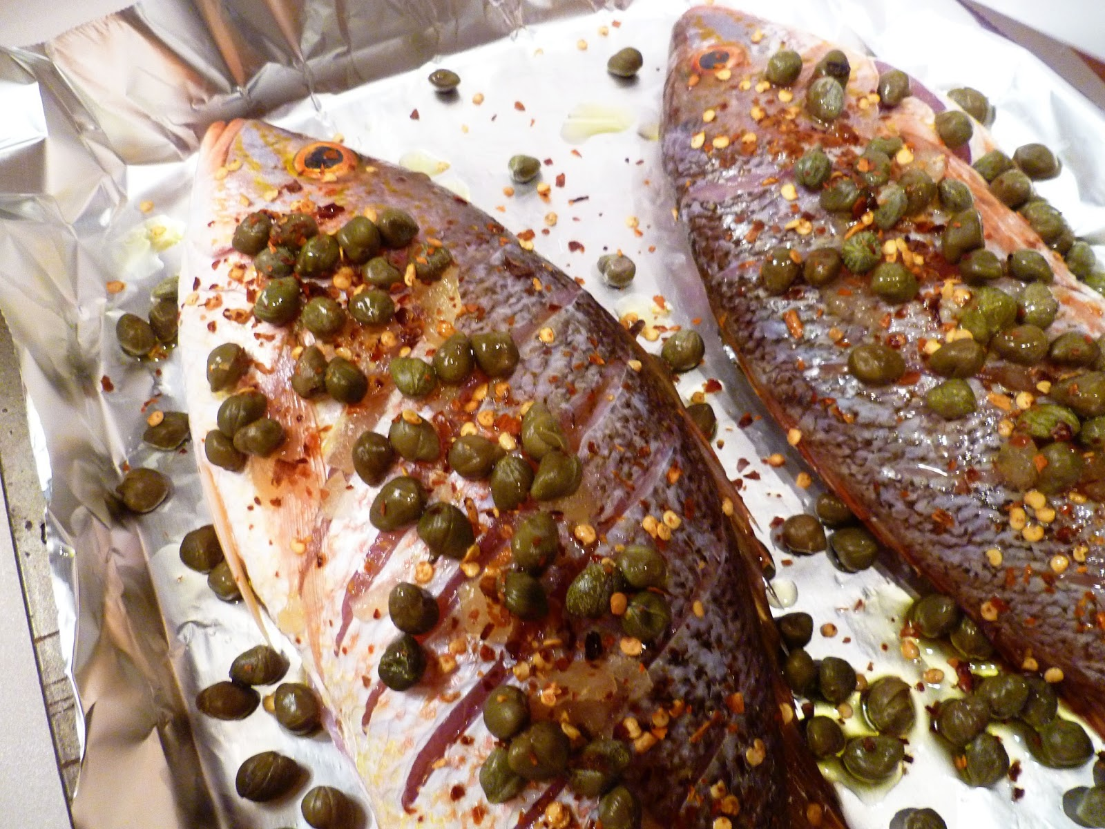 Whole Red Snapper With Ponzu Recipe — Dishmaps