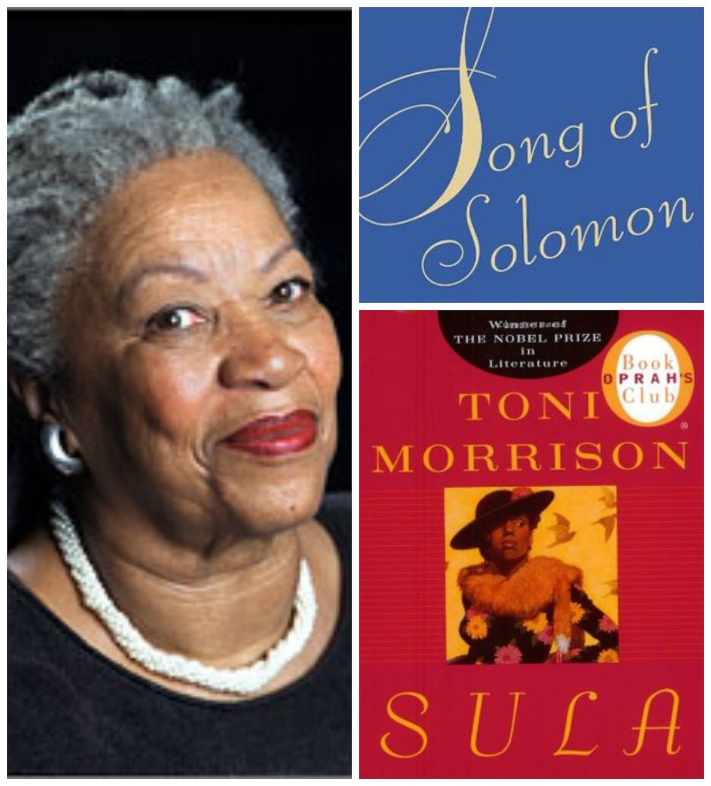 song solomon toni morrison essays