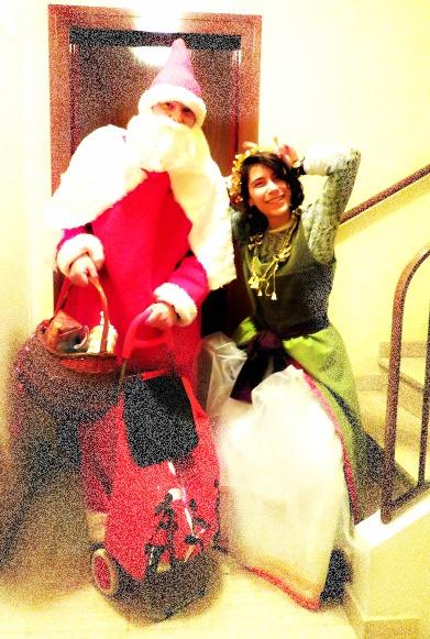 Le Père Noël existe !