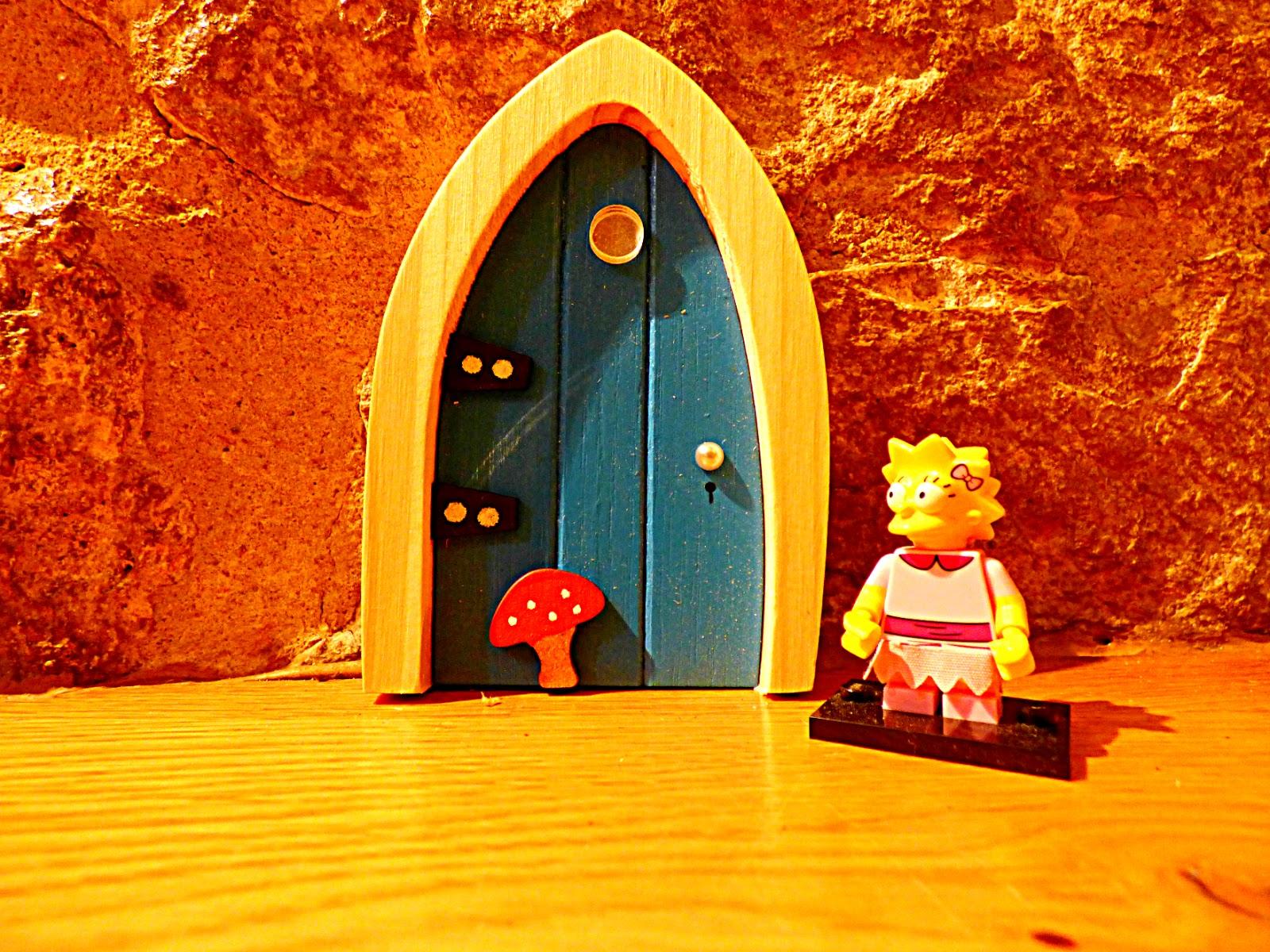 Chez maximka the irish fairy door company for Irish fairy door uk