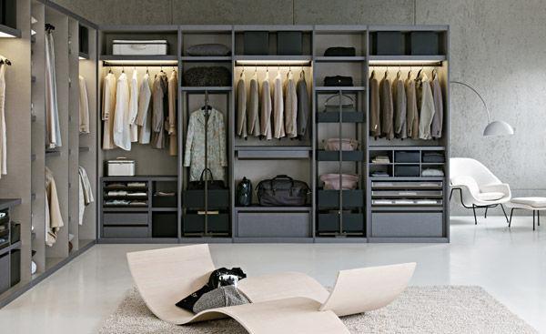 Iluminaci n para el dormitorio ideas para decorar - Iluminacion interior armarios ...