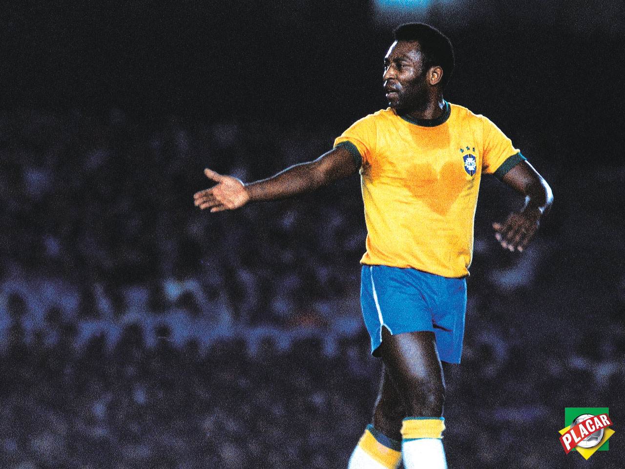 Pele Soccer Player