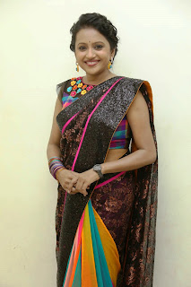 Suma Pictures in Saree at Manam 100 Days Event | ~ Bollywood and South Indian Cinema Actress Exclusive Picture Galleries