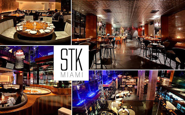 STK Steakhouse Restaurante Miami