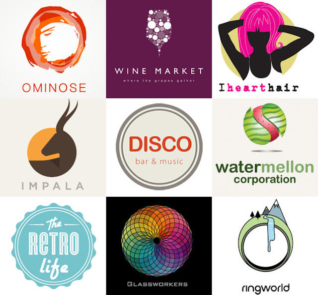 Circle logos inspiration