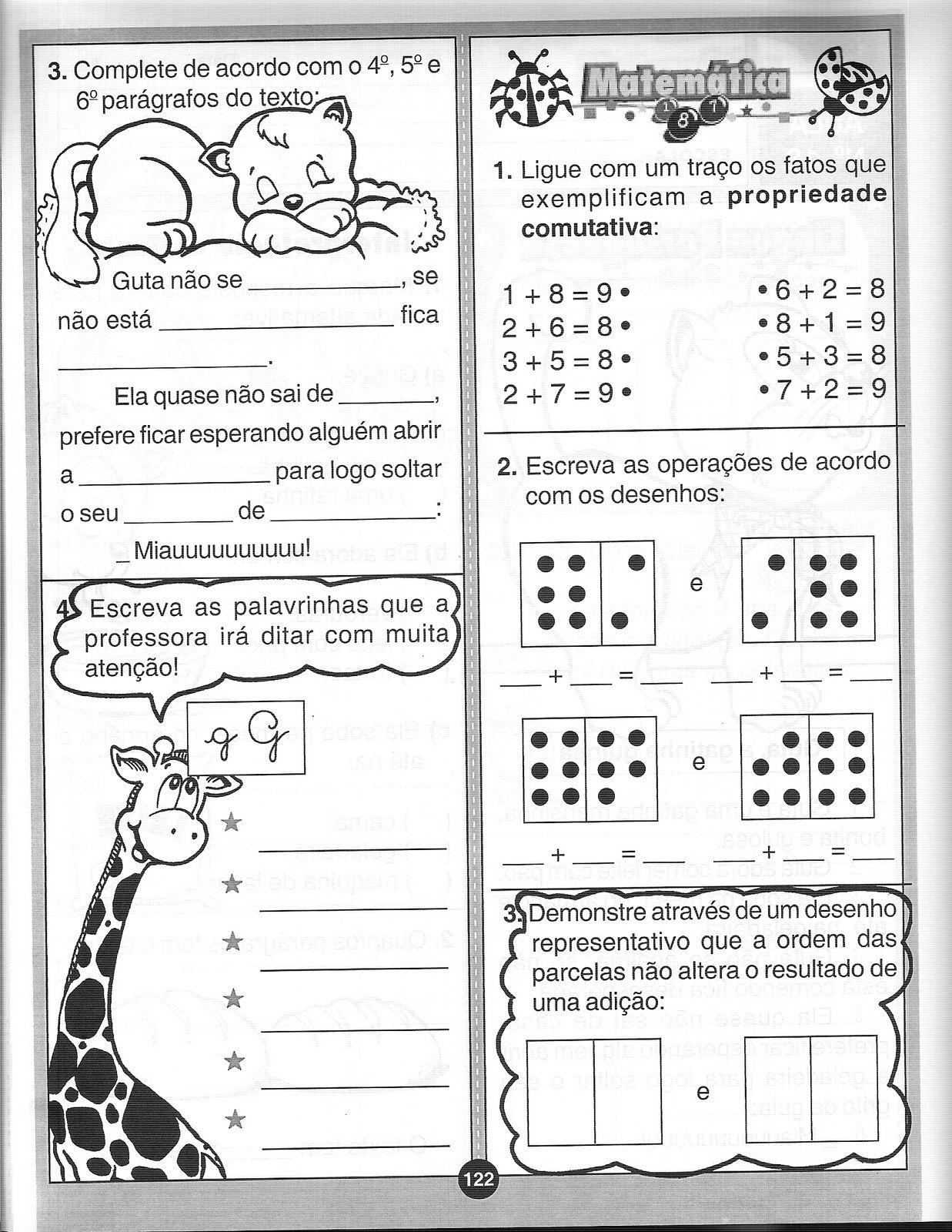 ATIVIDADES DE ALFABETIZA    O EXERC  CIOS  15