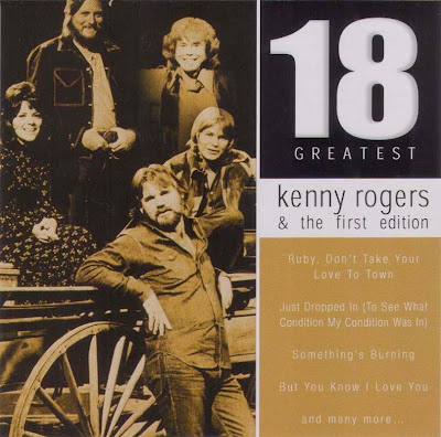 Kenny Rogers & The First Edition - 18 Greatest Hits (2006)