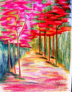 Camino rosado
