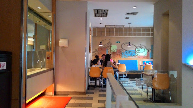 Wendy's Cafe Di Braga City Walk Bandung