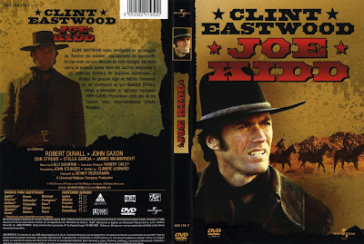 Joe Kidd | 1972 | Dvd Caratula, Cover