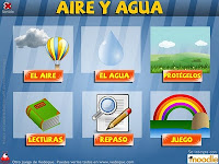 Aire y agua