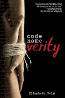 book cover of Code Name Verity by Elizabeth Wein