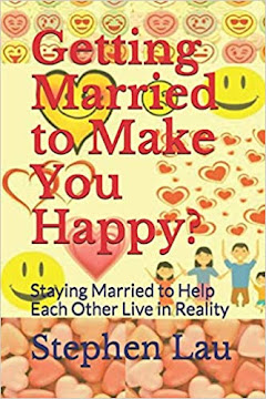<b>Getting Married to Make You Happy?</b>