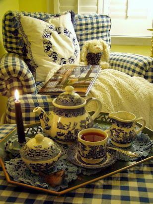 Chá da tarde!!