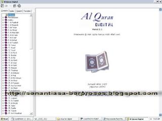 Download Software Al Quran dan terjemahnya