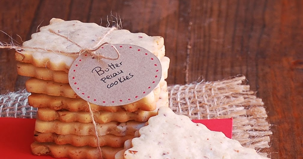 Butter Pecan Cookies Using Cake Mix