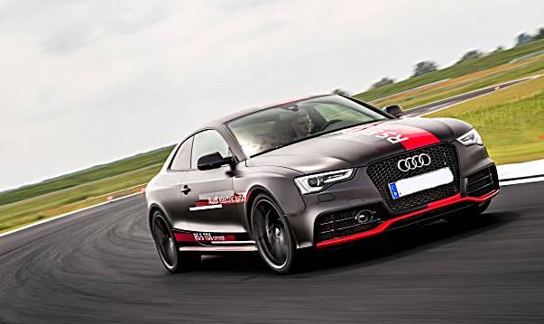 2017 Audi RS5 TDI Specs