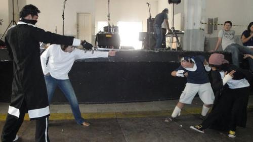 Batalha entre Lendario Otaku + L  Vs Ginko + Sasuke 0_o