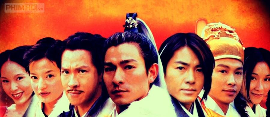 Phim Huyết Chiến Chỉ Cấm Thành VietSub HD | The Duel 2000