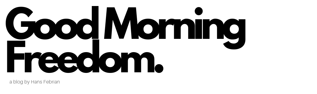 good morning freedom