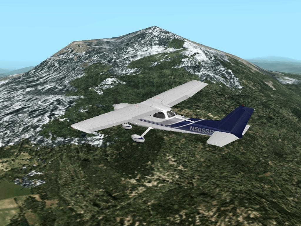 Fly! II default elevations