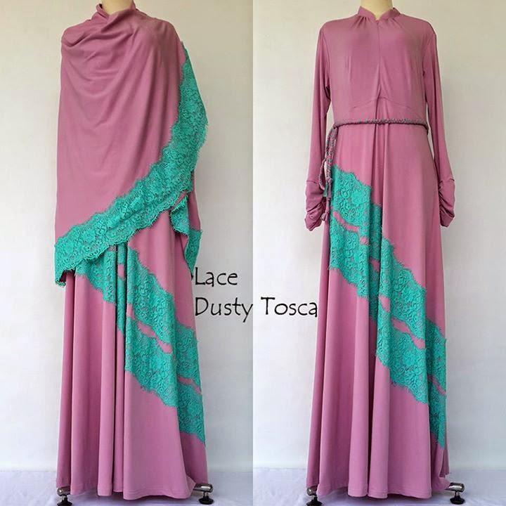 Trend Baju Muslim Bulan Ini 19 Desain Baju Kaftan Modern