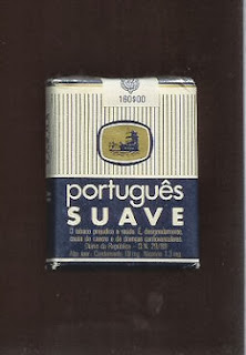 ... do Tabaco Português Suave
