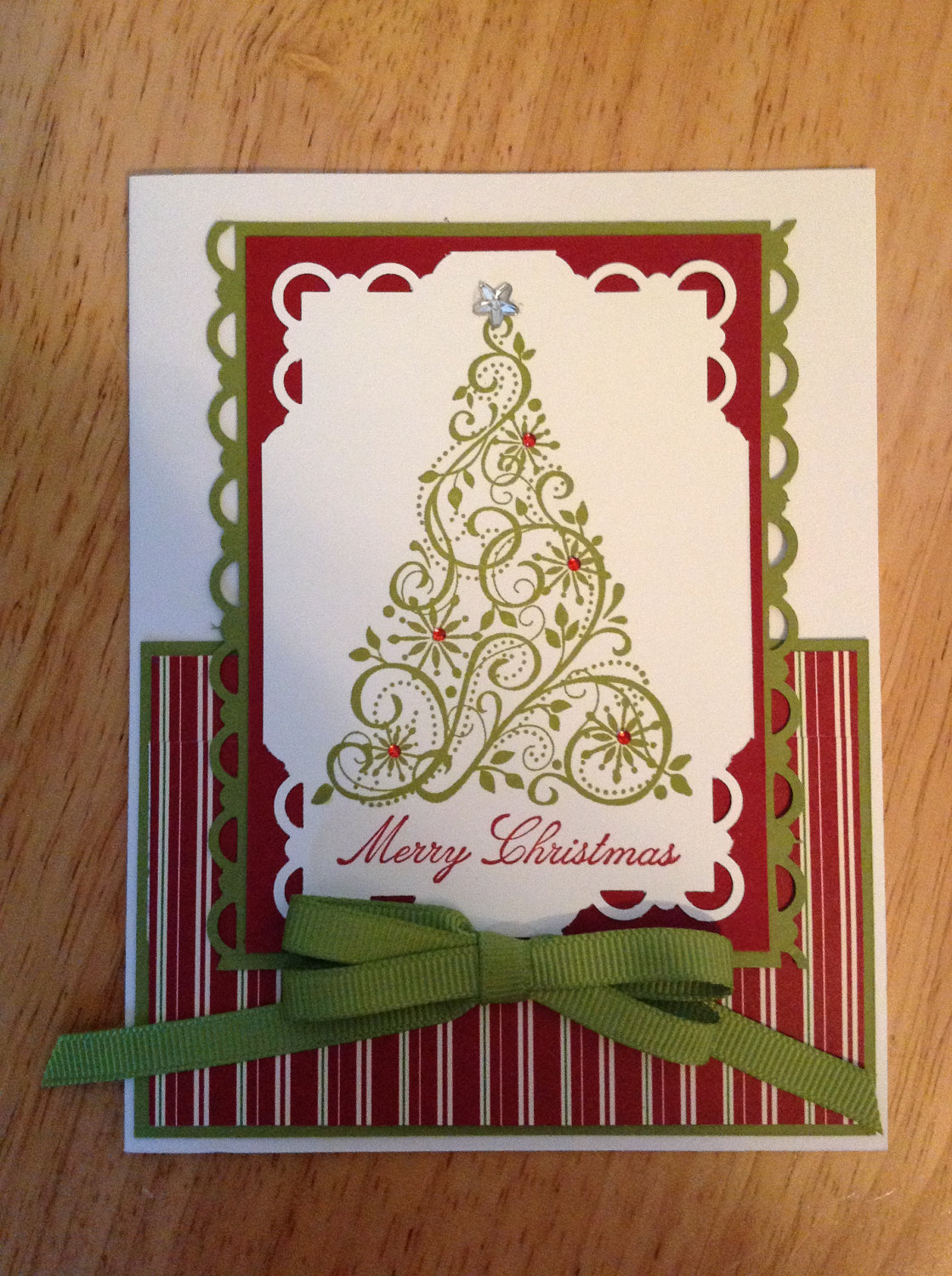 Handmade christmas card ideas let 39 s celebrate for Handmade christmas cards