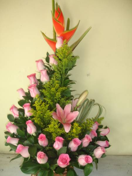 Arreglos florales para toda ocasion imagui for Arreglo del jardin