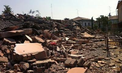 Terremoto Italia, 29 de Mayo 2012