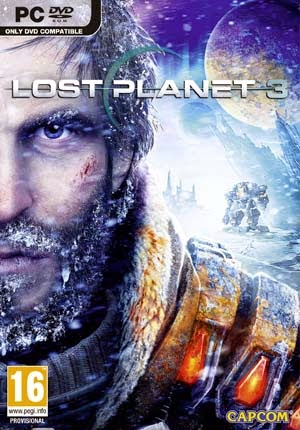 Poster Lost Planet 3