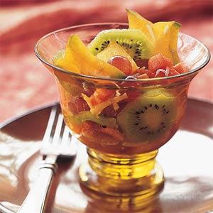 Salad buah - Detoks Dengan Makanan Sehat