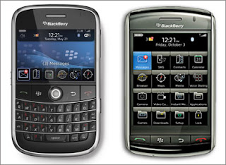 Unlock BlackBerry Cell Phones