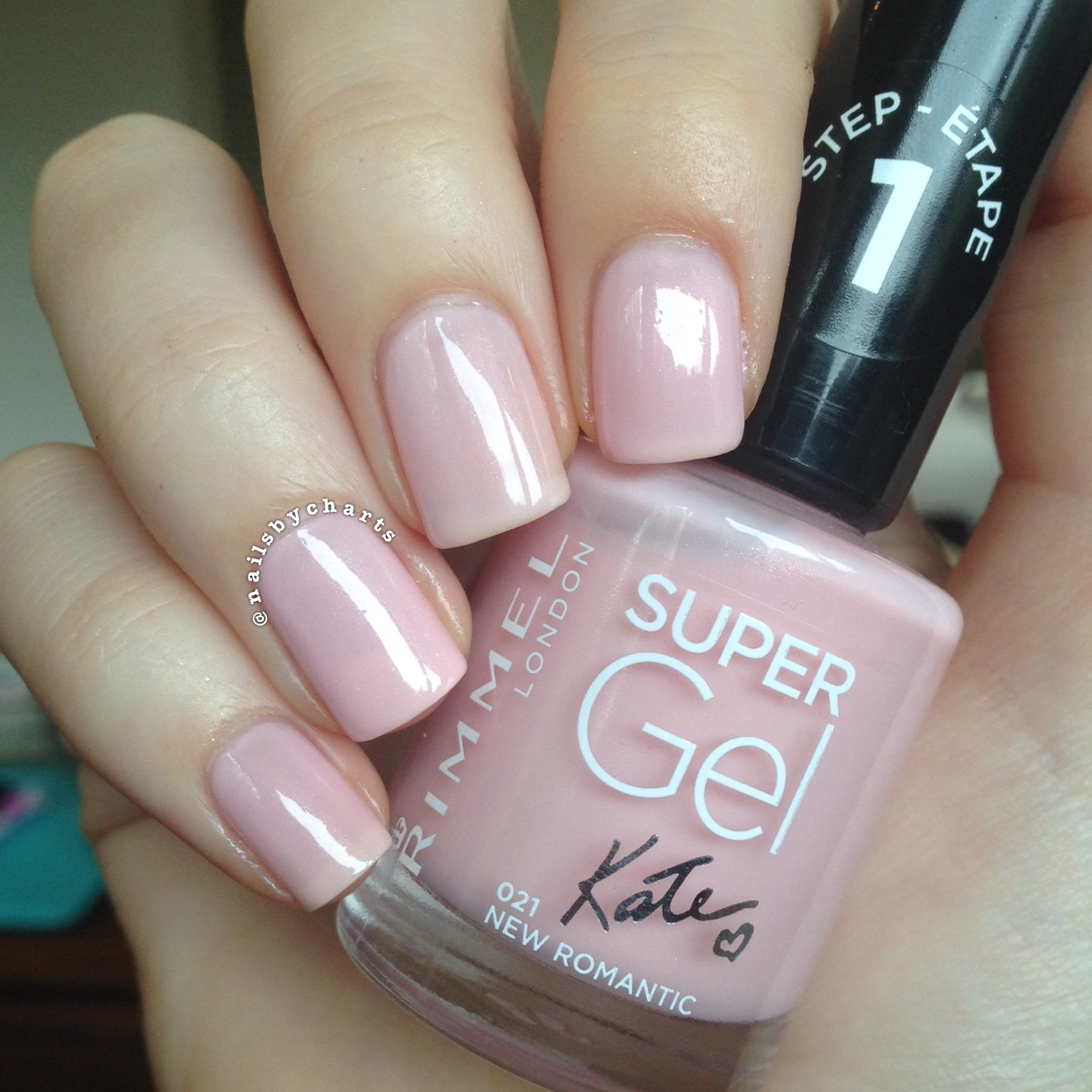 Rimmel London Super Gel Collection - coveted by claudia