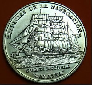 Moneda GALATEA