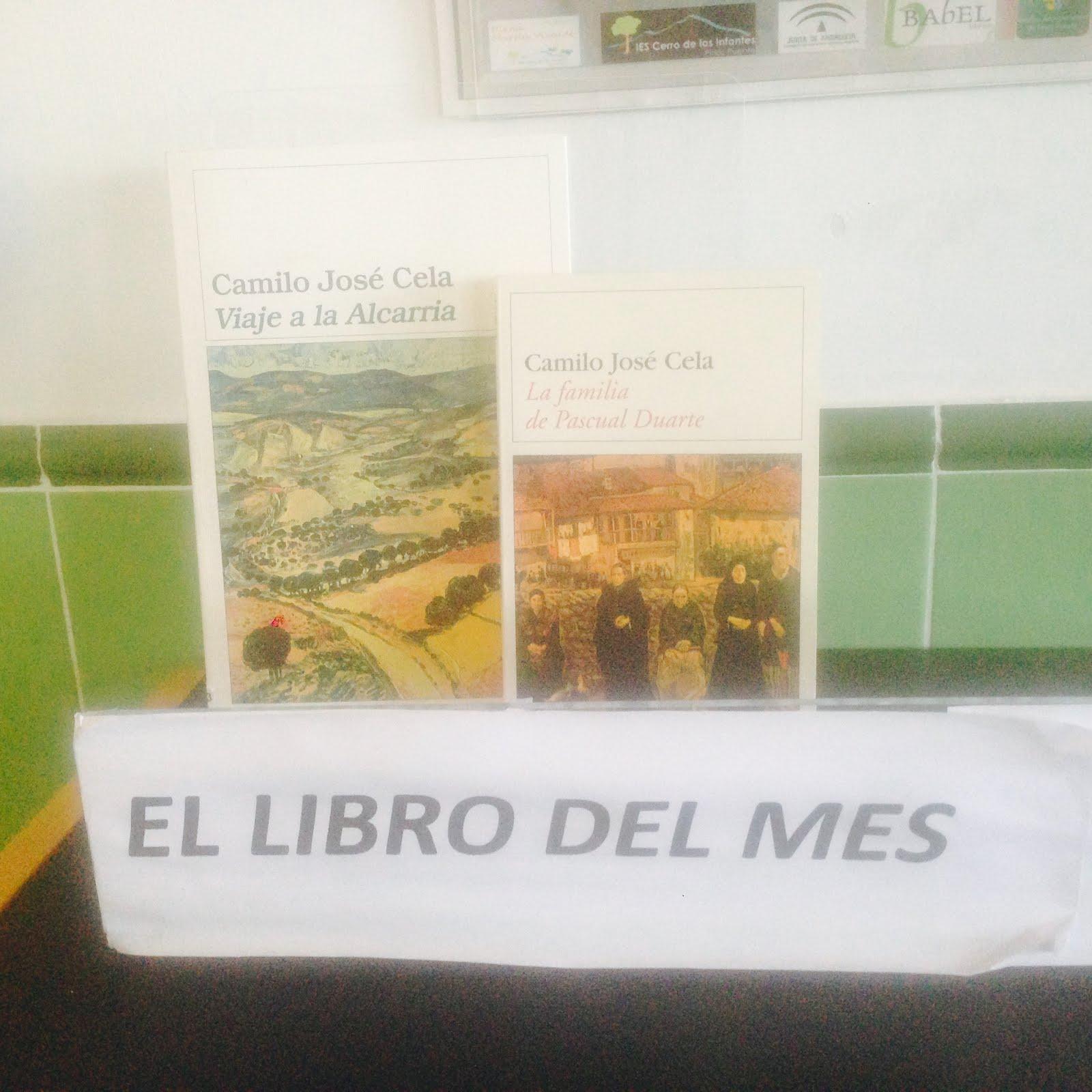 El libro del mes homenajea a Cela
