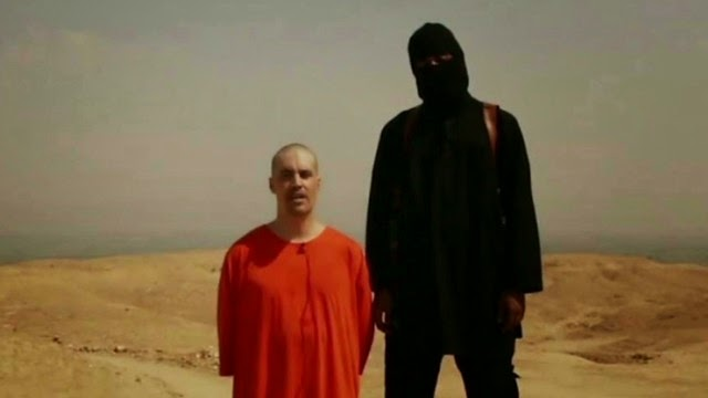 Released By Isis Shows The Beheading Of Us Journalist James Foley