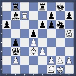 Echecs & Tactique : les Blancs jouent et matent en 4 coups - Niveau Moyen