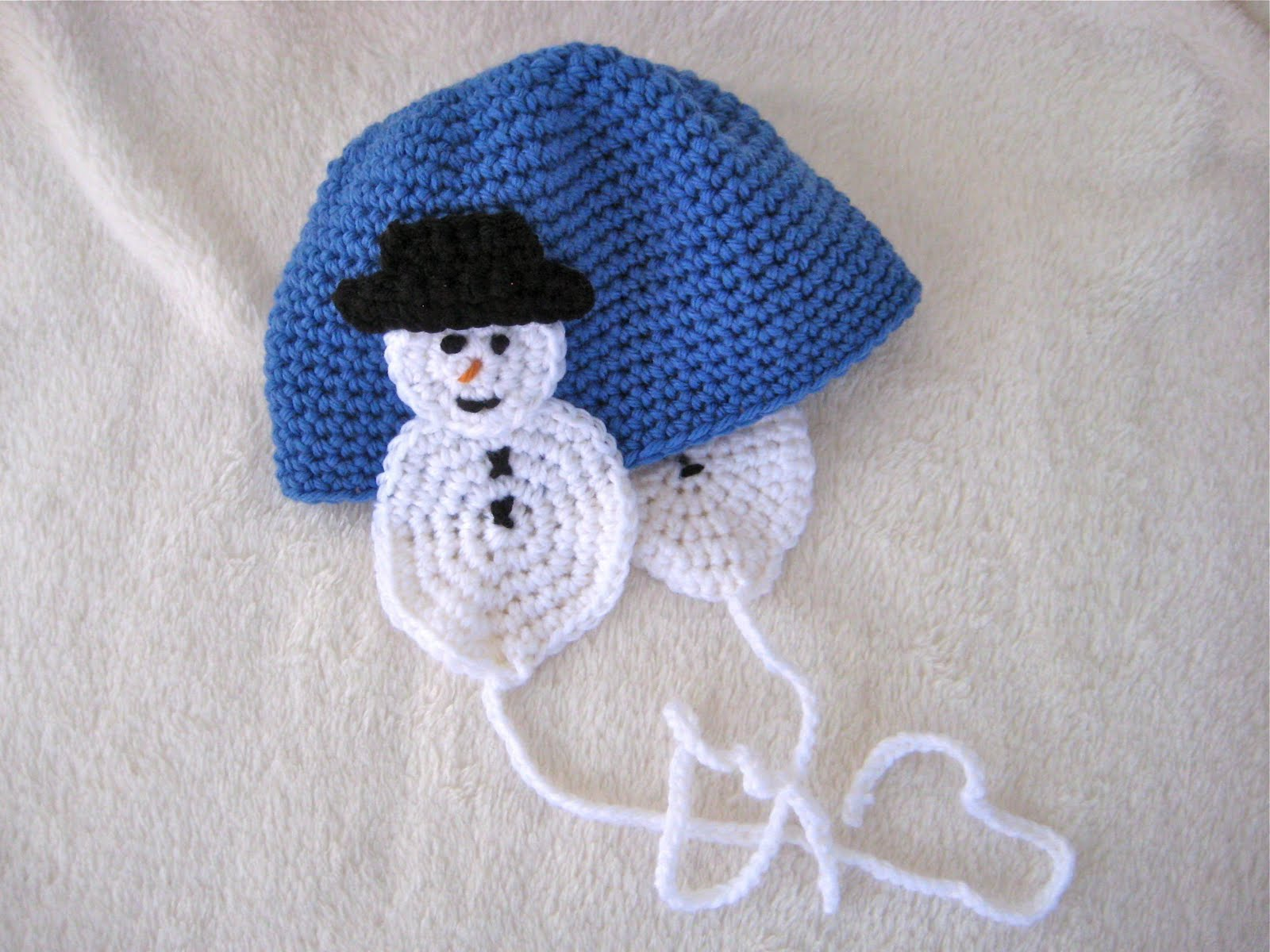Knitting Pattern For Baby Snowman Hat : Tea for Two: January 2012