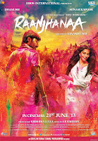 Raanjhanaa Movie Latest Wallpapers